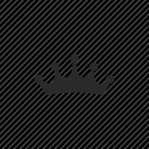 crown, lady, princess, royal icon