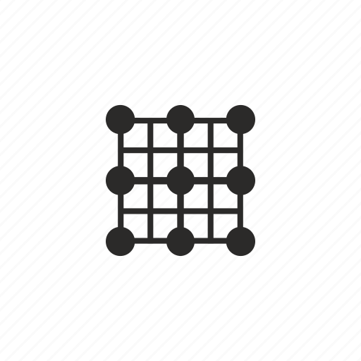 grid, image, picture, transform icon