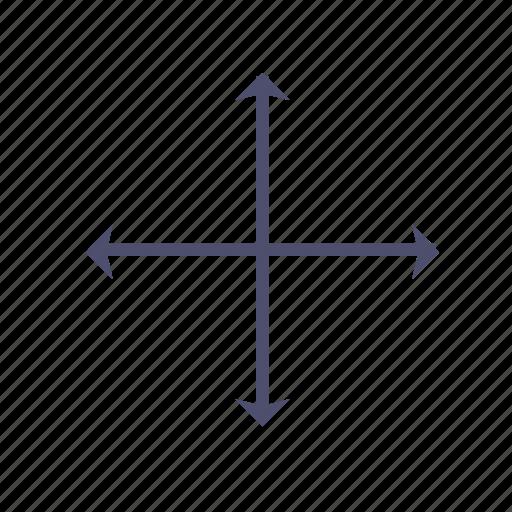 angle, coordinate, drawing, figure, geometry icon