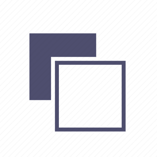 figure, geometry, square, tile icon