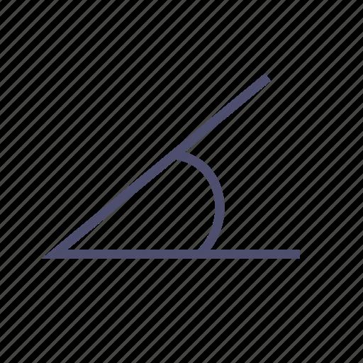 angle, figure, geometry icon