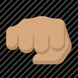 bump, fight, fist icon