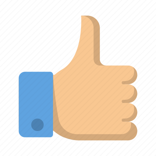 approve, gesture, hand, like, thumbs, up icon
