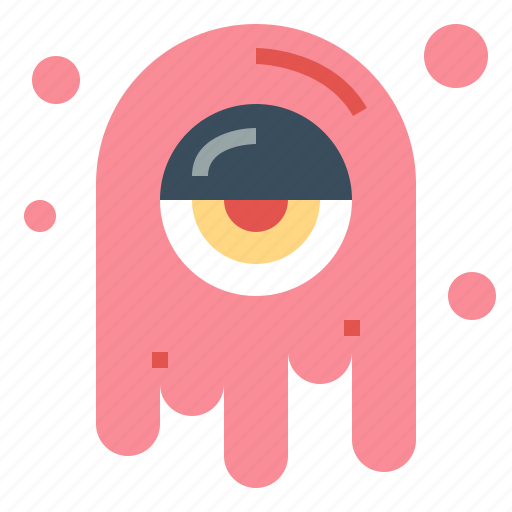 ghost, monster, sifi, ufo icon