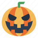 halloween, horror, pumpkin, spooky icon