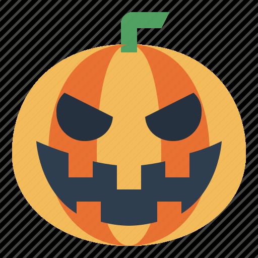 halloween, horror, pumpkin, spooky icon