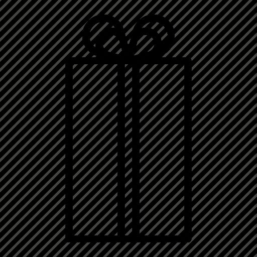 Box, gift, birthday, surprise, christmas, present icon