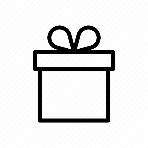 birthday, box, christmas, gift, present, surprise icon