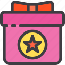 best, birthday, box, gift, order, present icon