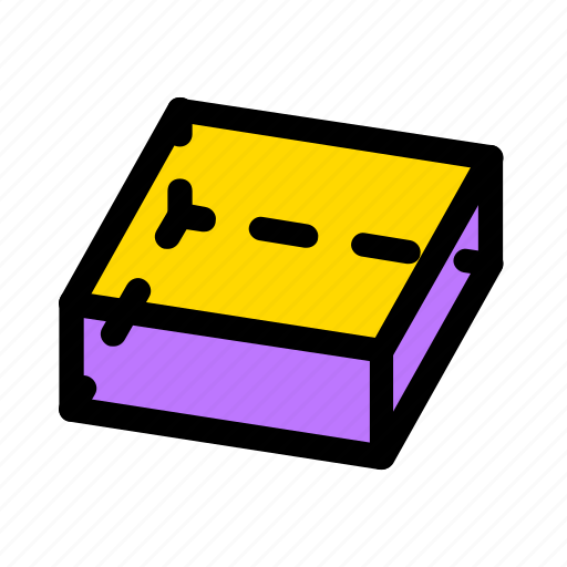 box, gift, new year, open, present icon