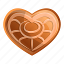 christmas, food, gingerbread, heart, love