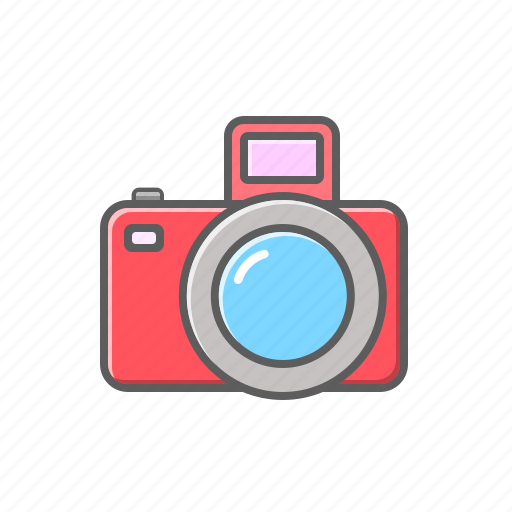 camera, image, lens, photography icon
