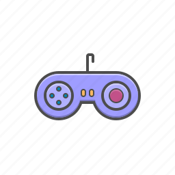 console, gaming, gaming console, joy stick, video game icon