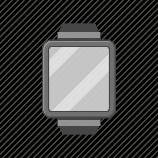 gadget, smart device, smart watch, watch icon, wrist watch icon