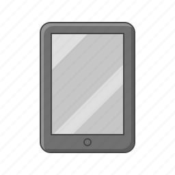 gadget, gadget icon, smart device, tab, tablet, tablet icon icon