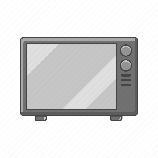 appliance icon, display, electronics icon, monitor, television, tv icon