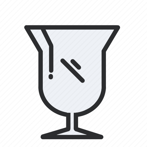 cream, cup, glass, glasses, ice, icecream, wine icon