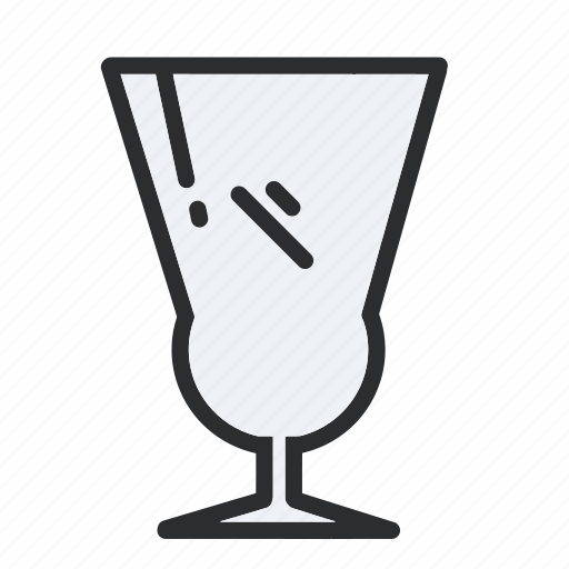 Cream, cup, glass, glasses, ice, icecream, wine icon - Download on Iconfinder