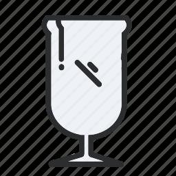 cream, cup, glass, glasses, ice, icecream, wine icon