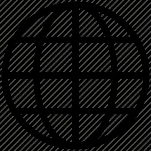 earth, global, globe, international, internet, world icon