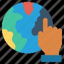business, click, gestures, hand, international, world