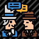 business, language, communication, globalbusiness icon