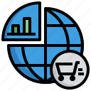 global, business, market, stock, money, online