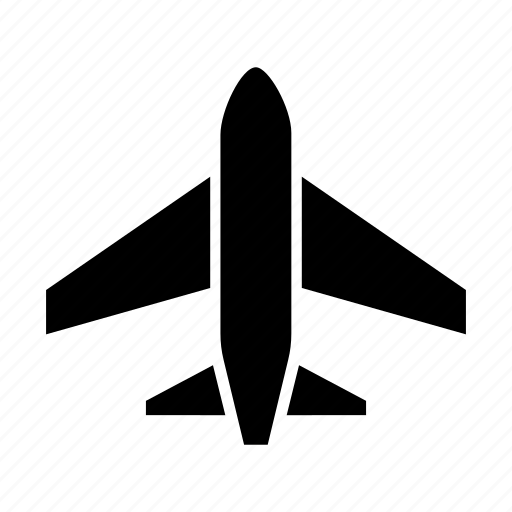 Aircraft, airplane, airplanes, airport, plane, travel icon - Download on Iconfinder