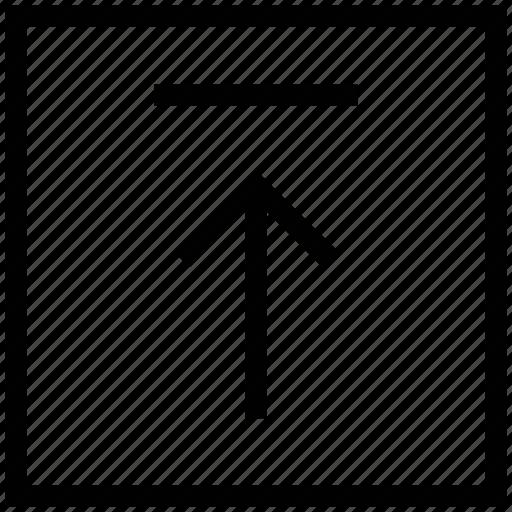 courier symbol, up, up arrow, uploading, uploads, upside icon
