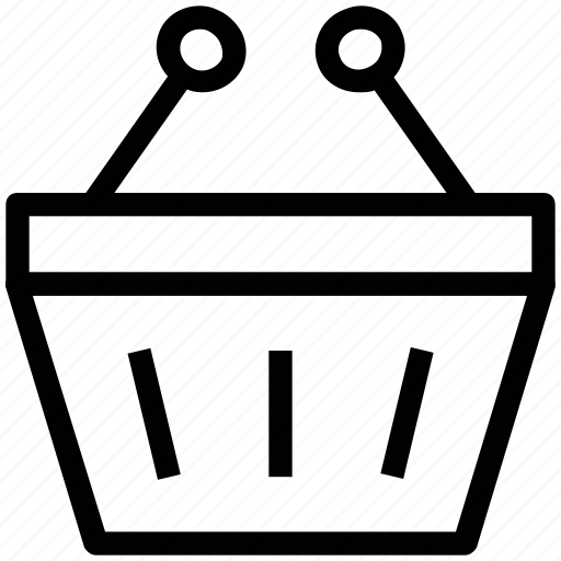 basket, buy, ecommerce, groceries, shopping, shopping basket icon