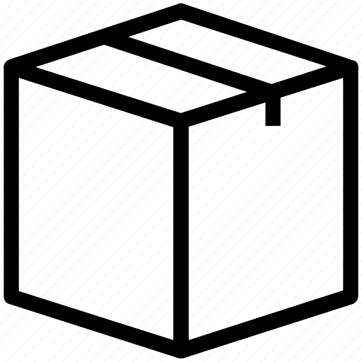 Box, delivery, delivery box, package, parcel icon - Download on Iconfinder