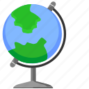geo, globe, location, world icon