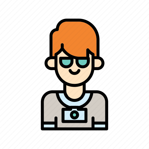 Man, tourist, travel, travelling icon - Download on Iconfinder