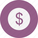coin, financial, money icon