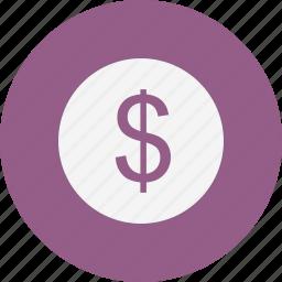 coin, financial, money icon