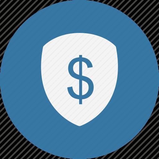 Sheild, finance, marketing icon - Download on Iconfinder