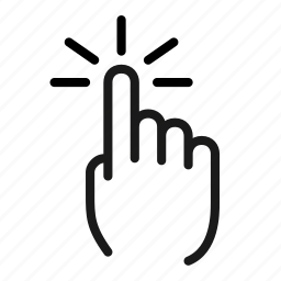 device, finger, gesture, interaction, screen, touch icon