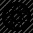 bearing, mechanical, rotate, steel, transmission icon