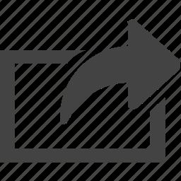 back, forward, next icon