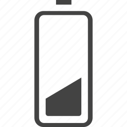 battery, charge, electric, electricity, mobile icon