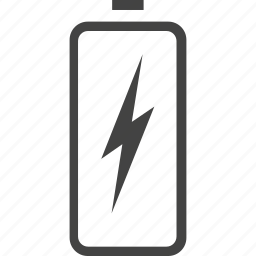 battery, charge, electric, electricity, full, high, low, mobile icon