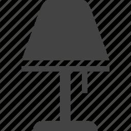 bed, bedside lamp, decor, decoration, lamp, modern design, room, sleep icon