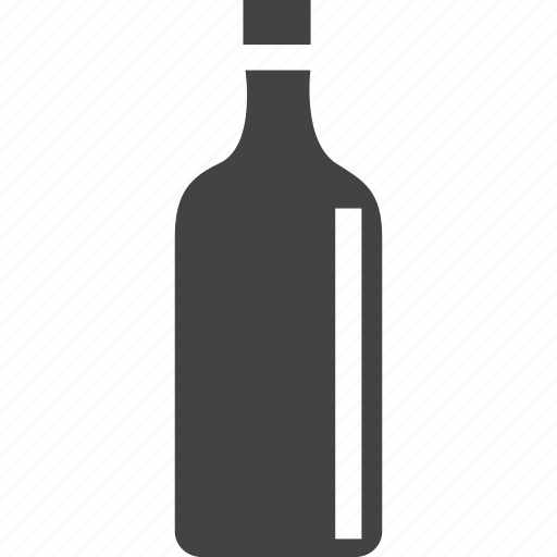 bottle, dinner, drink, party, whisky, wine icon