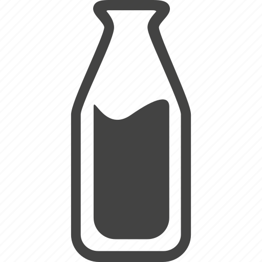 bottle, chemical, education, learning icon