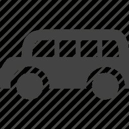 bus, transport, transportation, truck icon