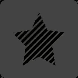 bookmark, button, favorite, star icon