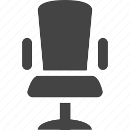chair, design, intorior, officer icon