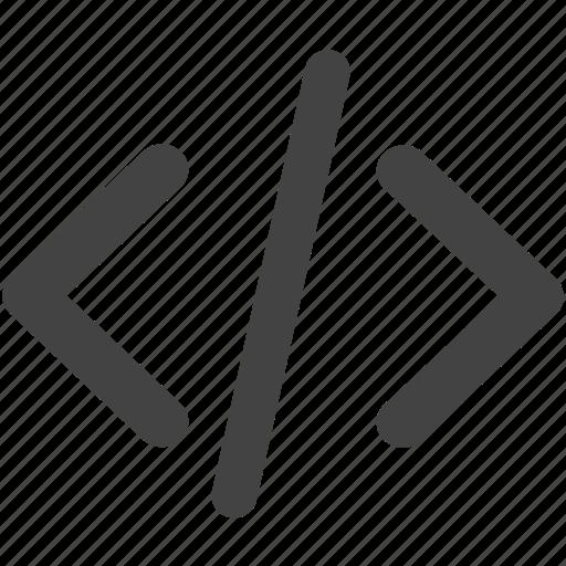 Code icon - Download on Iconfinder on Iconfinder