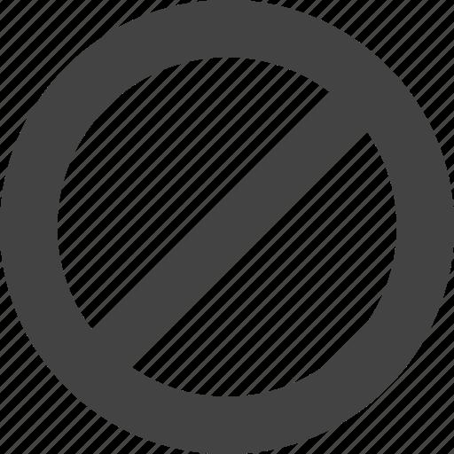 danger, error, mute, no, stop, volume, warning icon