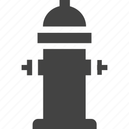 fire, help, hydrant, water icon